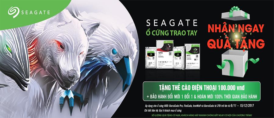 Seagate cắm trong