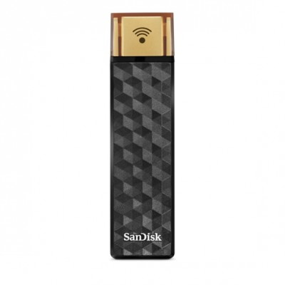 SANDISK CONNECT WIRELESS STICK  Flash Drive 128GB  SDWS4-128G-G46