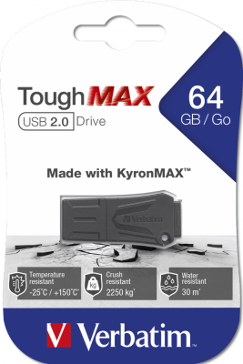 USB Verbatim ToughMAX USB 2.0 64 GB