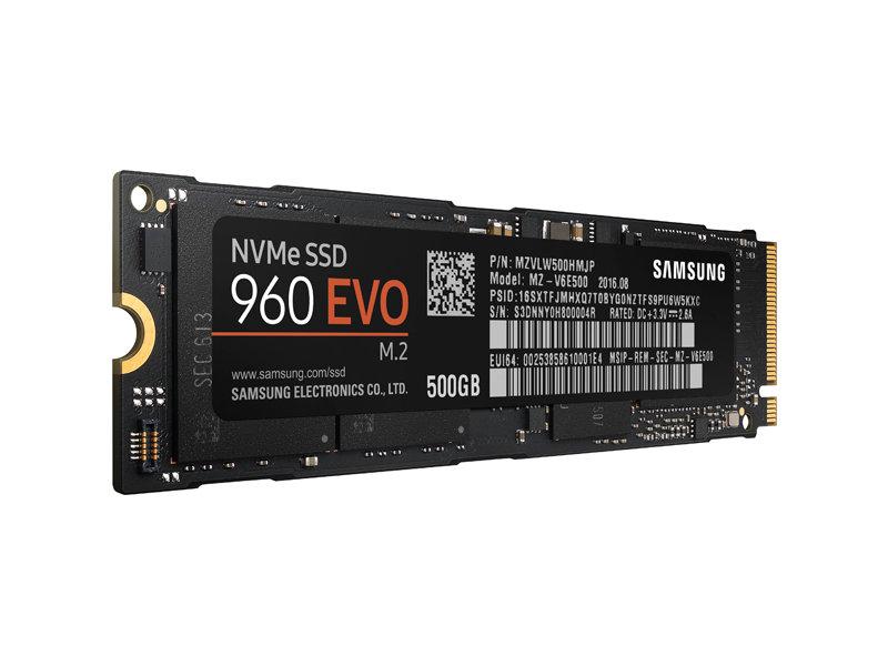 Kết quả hình ảnh cho Samsung 960 Evo