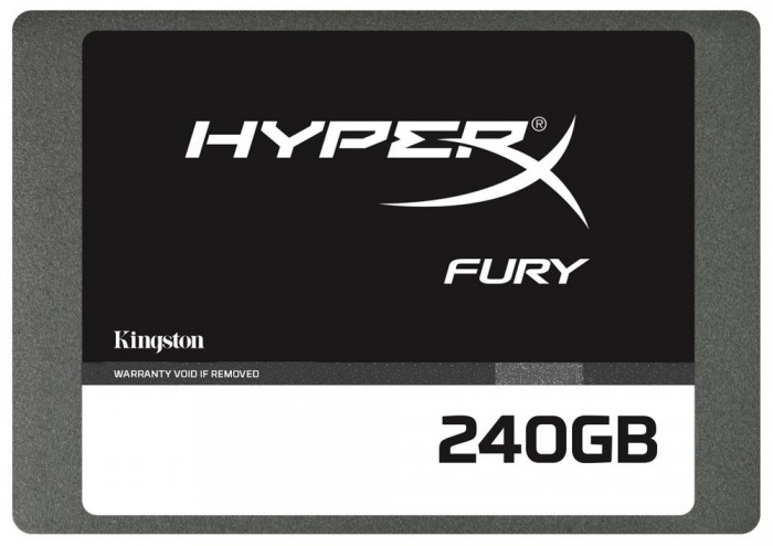 SSD Kingston HyperX FURY 240GB