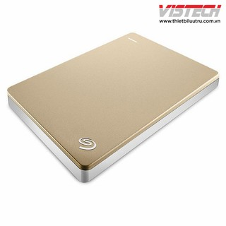 Seagate Backup Plus Slim 2TB (Gold)- STDR2000309 + Tặng thẻ 200k