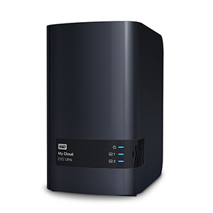 WD My Cloud EX2 Ultra 0TB( WDBVBZ0000NCH)