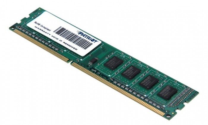 Ram Patriot 4GB DDR3 Bus 1600