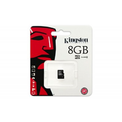 Thẻ nhớ MicroSDHC 8GB kingston Class4