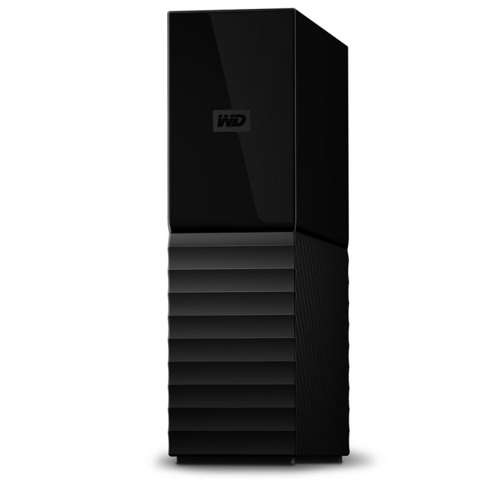 WD MY BOOK 6TB (NEW - 2016) WDBBGB0060HBK