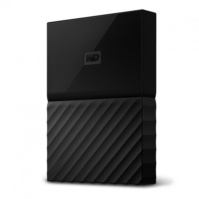 WD MY PASSPORT FOR MAC 4TB (NEW - 2016) WDBP6A0040BBK