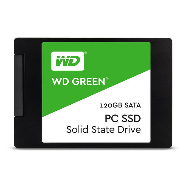 Ổ cứng WD GREEN SSD 240GB SATA III - WDS240G1G0A