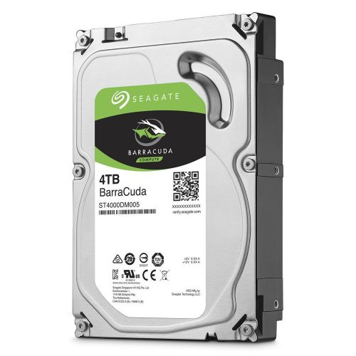 "BarraCuda Hard Drive 4 TB 3.5"" ST4000DM005"