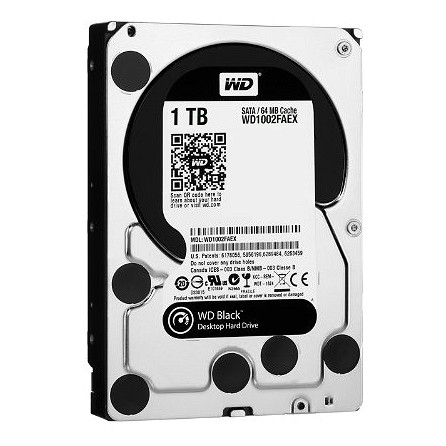"Ổ cứng WD Black 1TB 3.5"" WD1003FZEX"