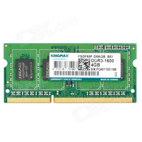 Ram KingMax laptop DDR3 Notebook 4GB bus 1600