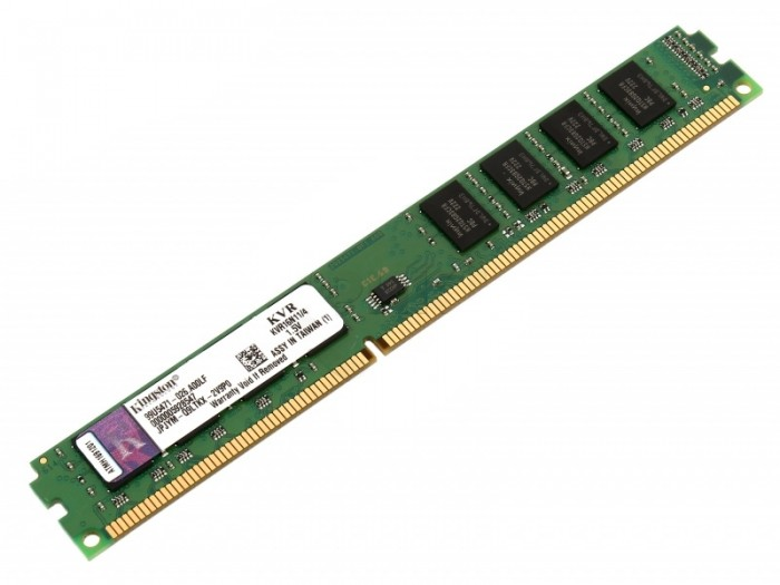 Ram PC Kingston 4GB DDR3-1600 LONG DIMM - KVR16N11S8/4