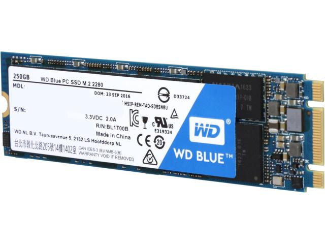 WD Blue M.2 500GB / M2-2280