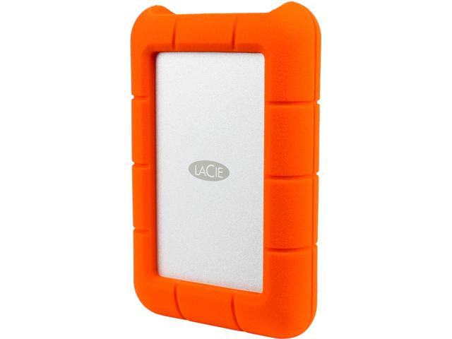 LaCie Rugged Mini 4TB USB 3.0 - LAC9000633