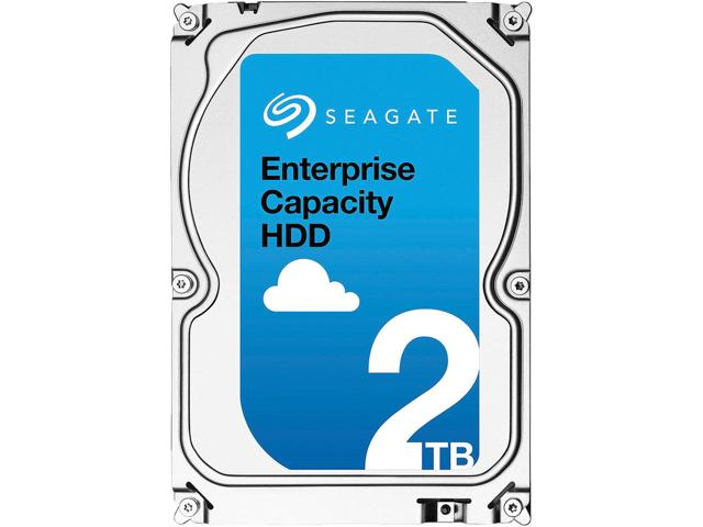 Seagate Enterprise Capacity 3.5 HDD 2 TBST2000NM0045