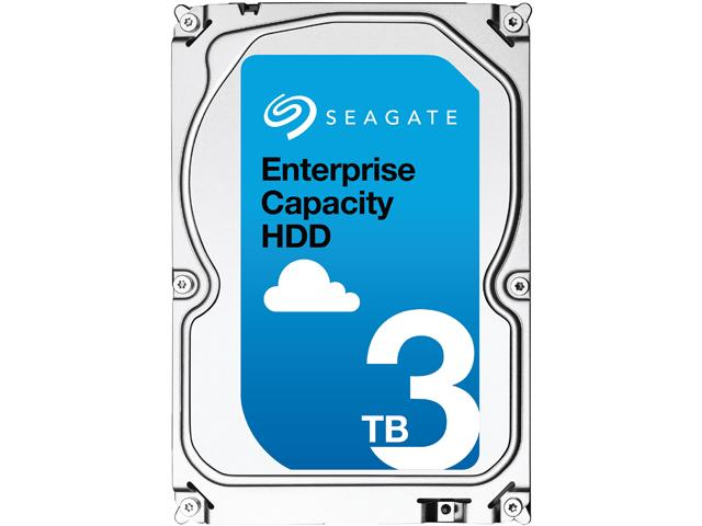 Seagate Enterprise Capacity 3.5 HDD 3 TB ST3000NM0005