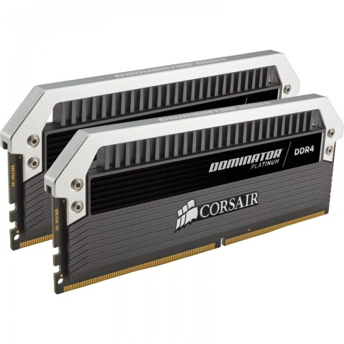 Ram Corsair Dominator Platinum 16GB(2x8GB) DDR4 Bus 3200 CMD16GX4M2B3200C14