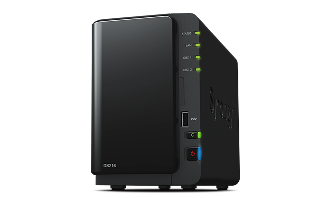 Ổ cứng mạng Synology DS216