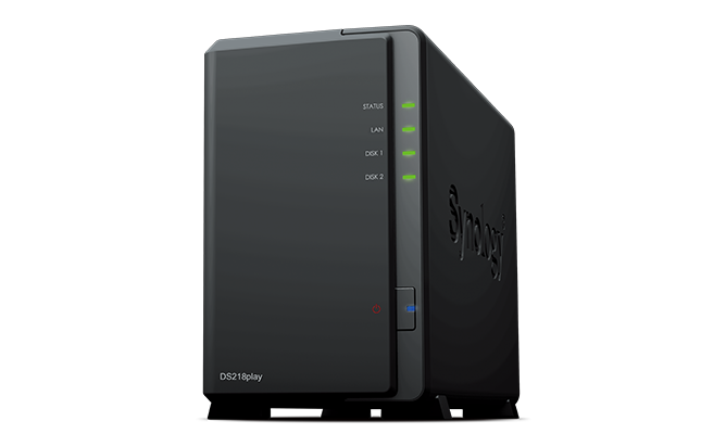 Ổ cứng mạng Synology DS218play