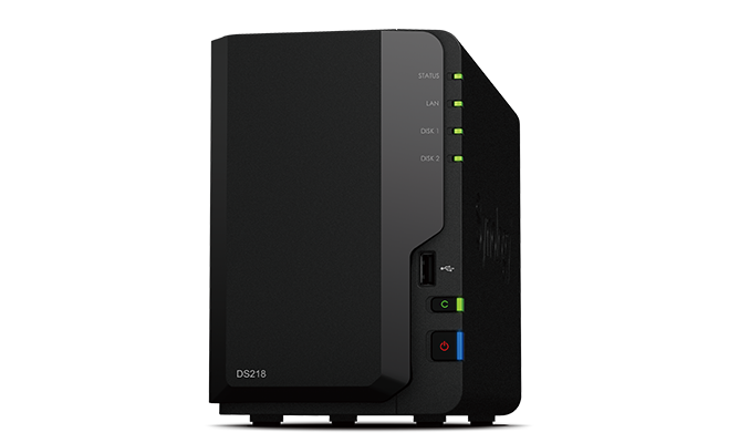 Ổ cứng mạng Synology DS218+
