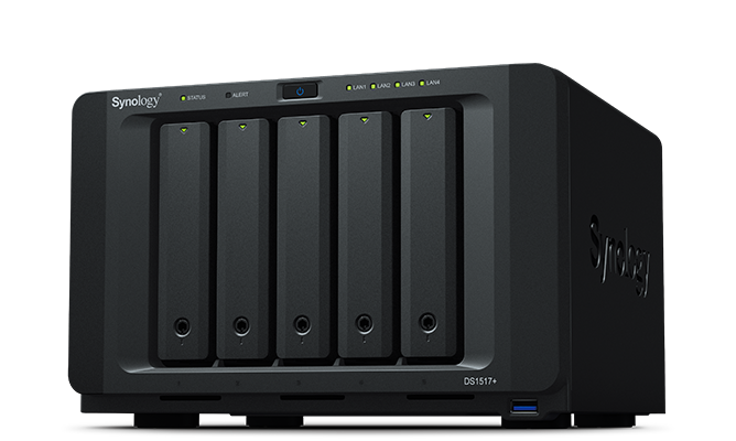 Ổ cứng mạng Synology DiskStation (2GB) DS1517+
