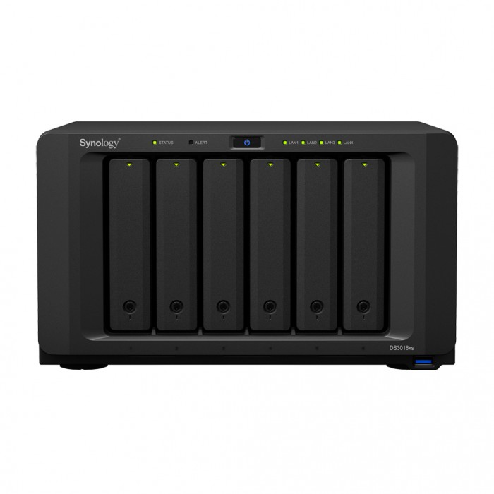 Ổ cứng Nas Synology DiskStation DS3018xs
