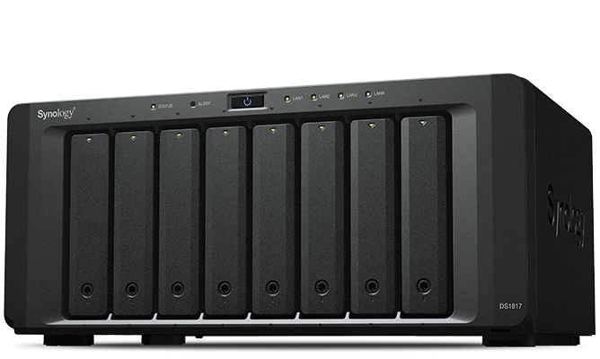 Ổ cứng mạng Synology DS1817