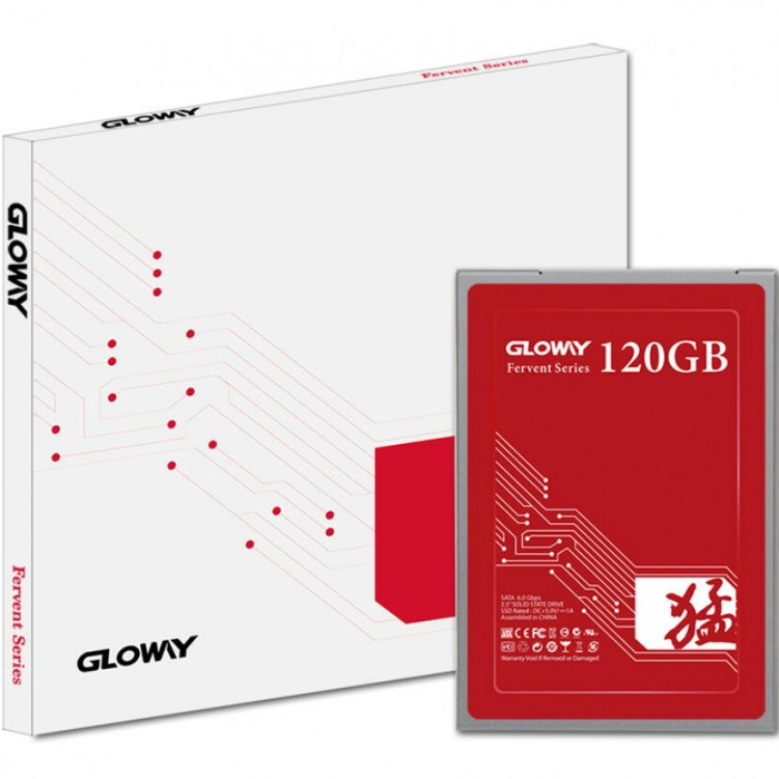 "Ổ cứng SSD Gloway 120GB SATA3  2.5"" FER120GS3-S7"