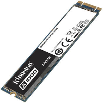 SSD Kingston A1000 240GB NVMe PCIe SA1000M8/240G