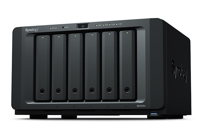 Ổ cứng mạng Synology Diskstation DS1618+