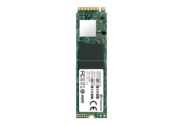 Ổ cứng SSD Transcend 110S 128GB NVMe PCIe M.2 (TS128GMTE110S)