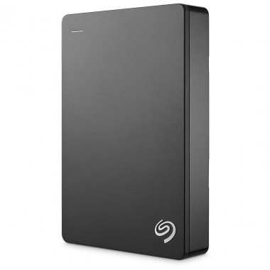 "Seagate Backup Plus Portable Drive 5TB 2.5"" Silver ( STDR5000300)"