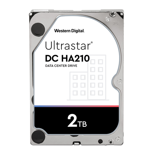 Ổ cứng ENTERPRISE WD ULTRASTAR DC HA210 2TB