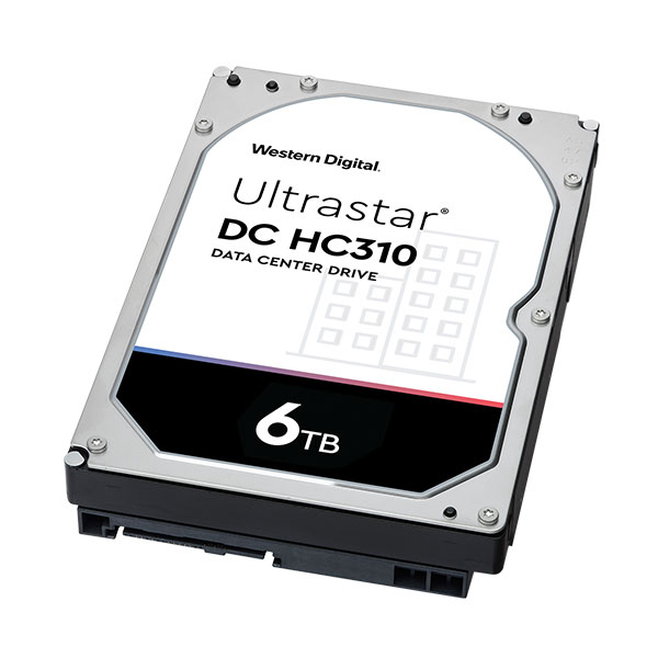 Ổ cứng ENTERPRISE WD ULTRASTAR DC HA310 6TB