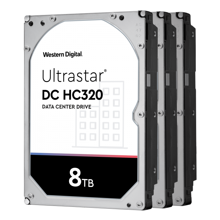 Ổ cứng ENTERPRISE WD ULTRASTAR DC HA320 8TB