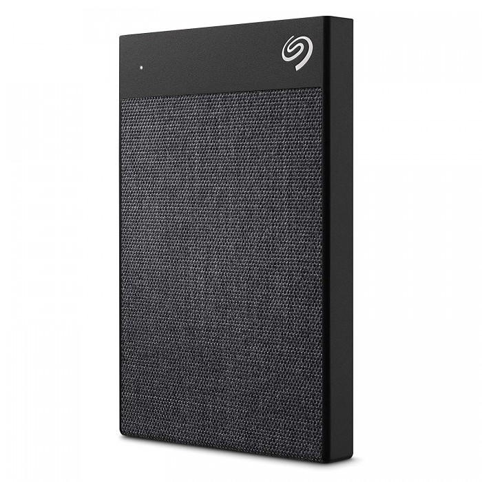 Ổ cứng cắm ngoài Seagate Backup Plus Ultra Touch – Woven fabric 1TB Black – STHH1000300