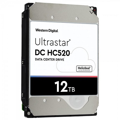 Ổ cứng ENTERPRISE WD ULTRASTAR DC HA520 12TB