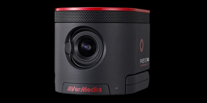 AVerMedia 4K UHD Webcam 510 - PW510