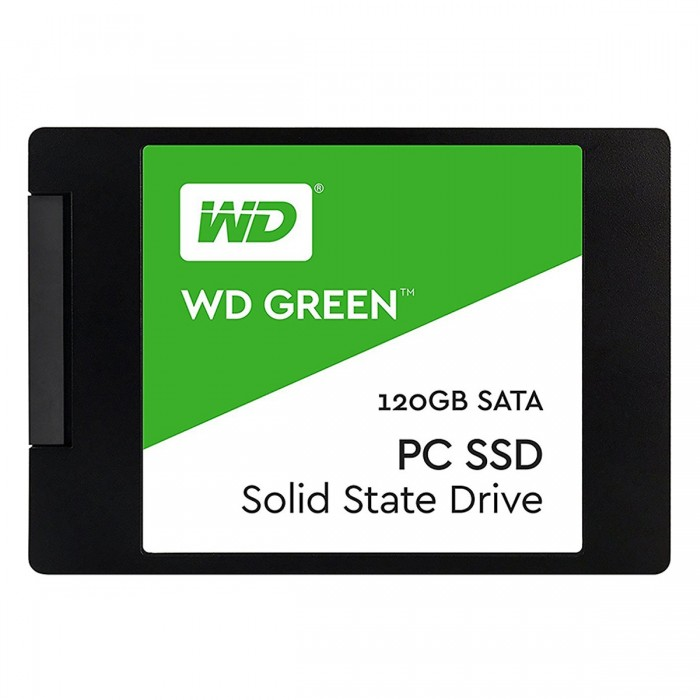 Ổ cứng WD GREEN SSD 120GB SATA III - WDS120G2G0A