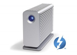 HDD Lacie Little Big Disk 2TB Thunderbolt - LAC9000358