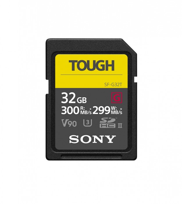 Thẻ nhớ  SONY Tough SDXC 32 GB ( SF-G32T)