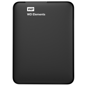 WD Elements 1TB 2.5( WDBUZG0010BBK)