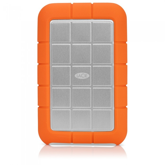 LaCie Rugged triple 2TB USB 3.0, FW800 - LAC9000448