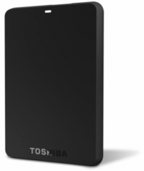 Toshiba 500GB Canvio Basics (Black) - HDTB105AK3AA