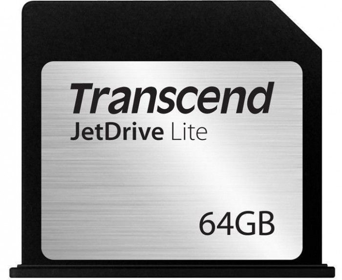 Macbook Transcend JetDrive Lite 130 64GB Storage expansion cards thẻ nhớ cho MacBook Air 13″