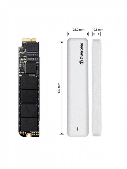 SSD Transcend JetDrive 500 Sata III 240GB for Macbook Air