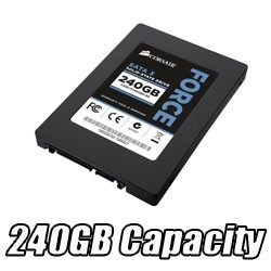 SSD Corsair Force 240GB Sata 3