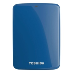 Toshiba Canvio Connect 500GB USB 3.0 màu xanh HDTC705Xl3A1